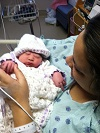 Madilynn Anahera, baby with anencephaly